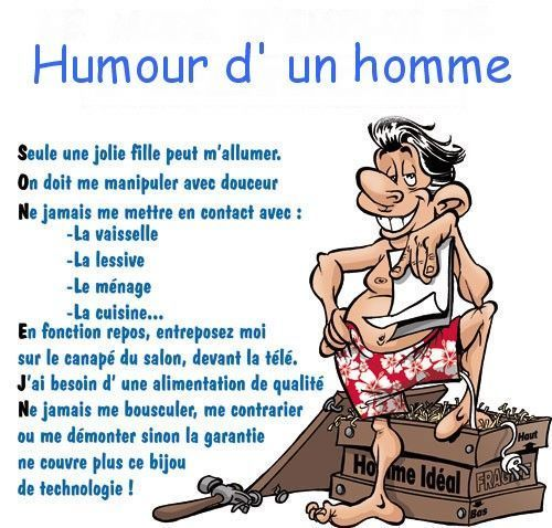 Humour - Comment rendre dingue un homme au lit ...
